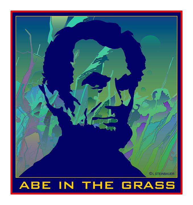 ABE GRASS - LARRY STEINBAUER