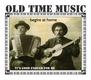 OLD TIME MUSIC - LARRY STEINBAUER