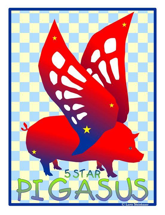 PIGASUS - LARRY STEINBAUER
