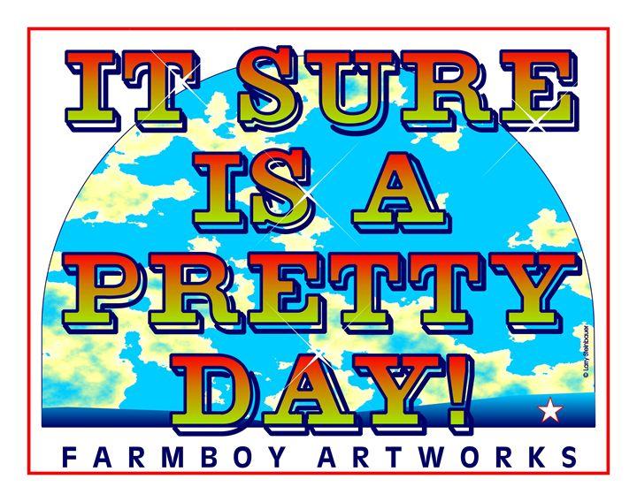 PRETTY DAY - LARRY STEINBAUER