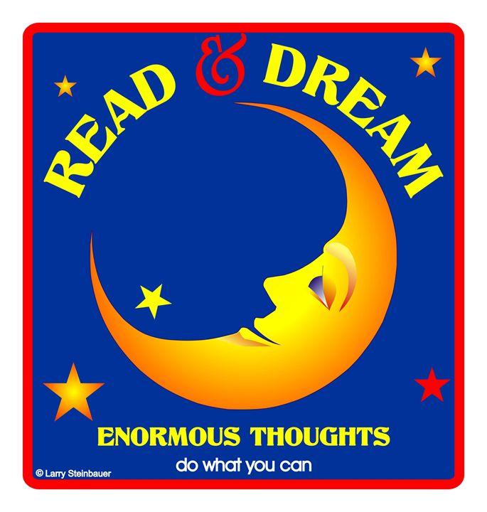 READ DREAM - LARRY STEINBAUER