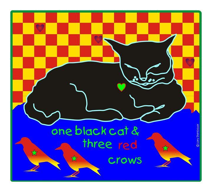 BLACK CAT - LARRY STEINBAUER