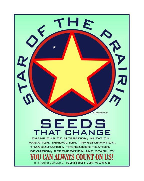 STAR OF THE PRAIRIE - LARRY STEINBAUER