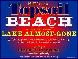 TOPSOIL BEACH