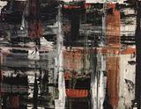 11X14 acrylic abstract