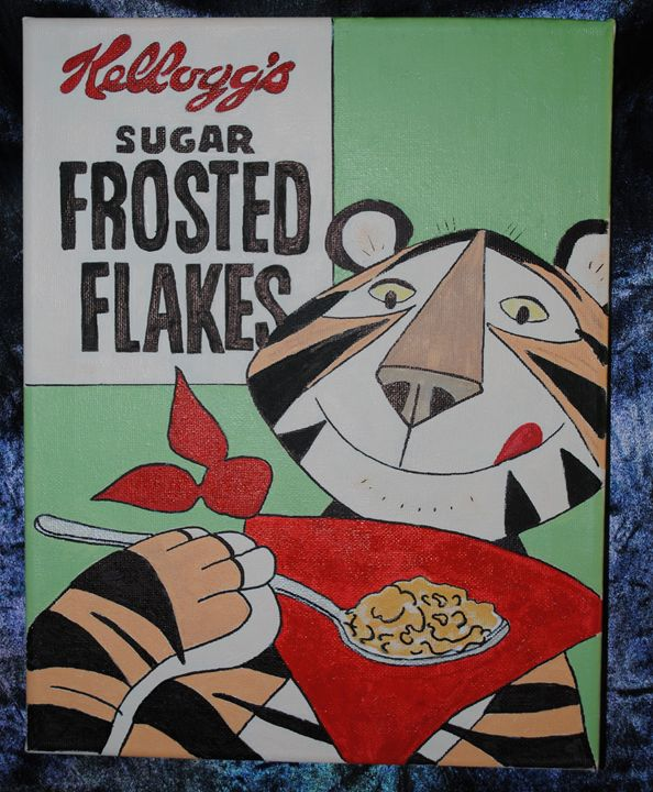 Frosted Flakes - I take requests