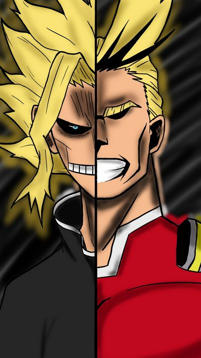 All might - Bryan