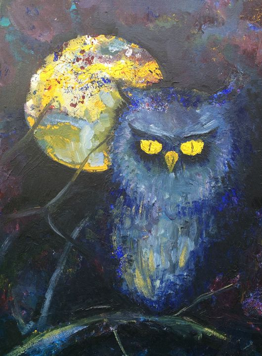 Night owl - elzafinesta
