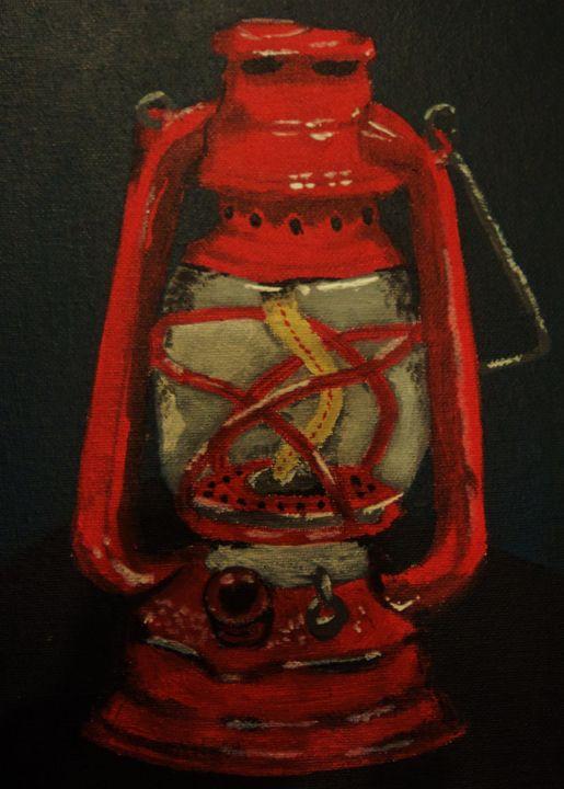 old red - Cole Bordovsky