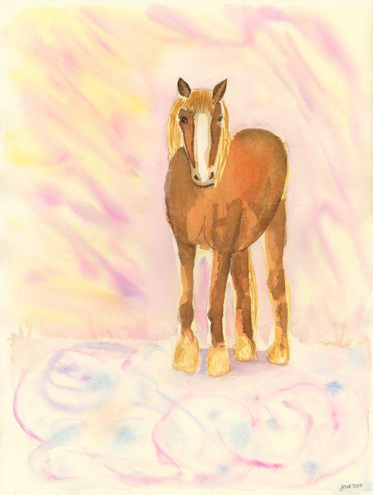 Magical Horse - Jacqueline Morasco