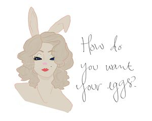 How Do You Want Your Eggs?