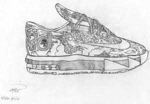 Nike KD Sneaker