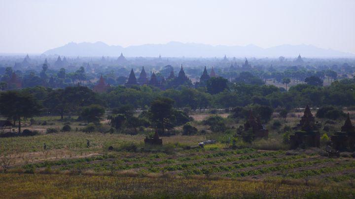 Bagan - For Lanie