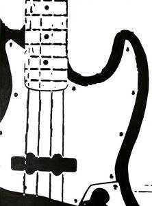 Fender J Bass