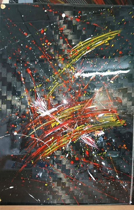 abstract untitled - S. Gabriel CUNY