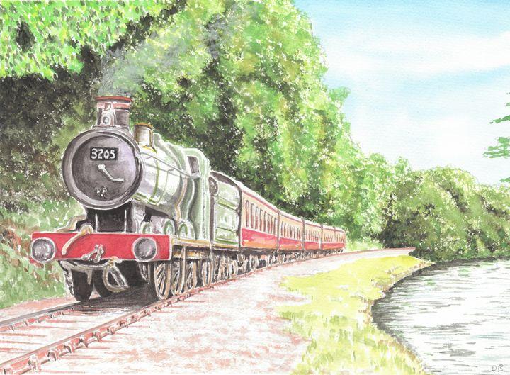 The South Devon Railway - Papilios Creative
