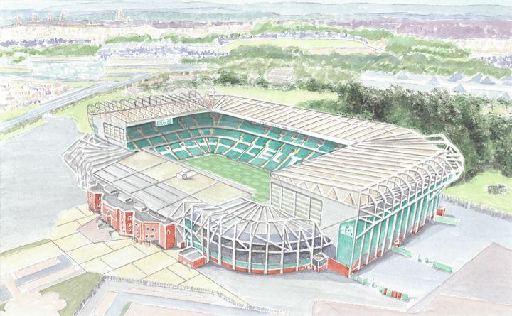 Celtic Park - Celtic FC - Papilios Creative