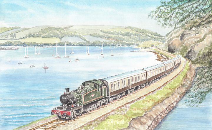 Dartmouth Steam Railway - Papilios Creative