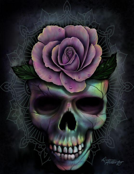 Vertex Rose - Desiree Mattingly