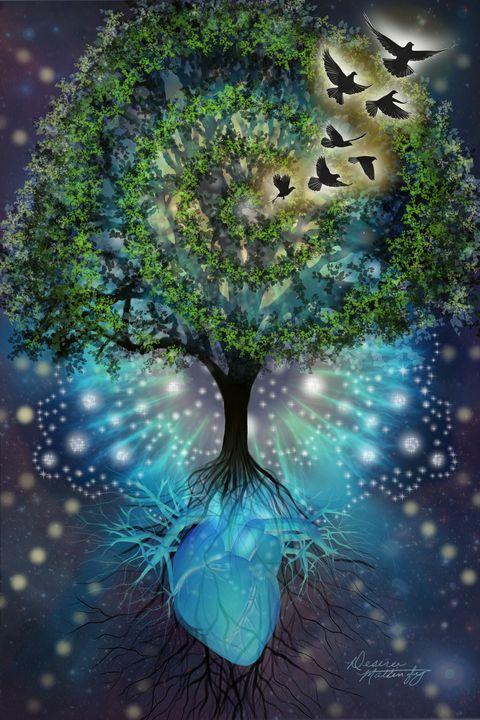 Tree of Life - Desiree Mattingly