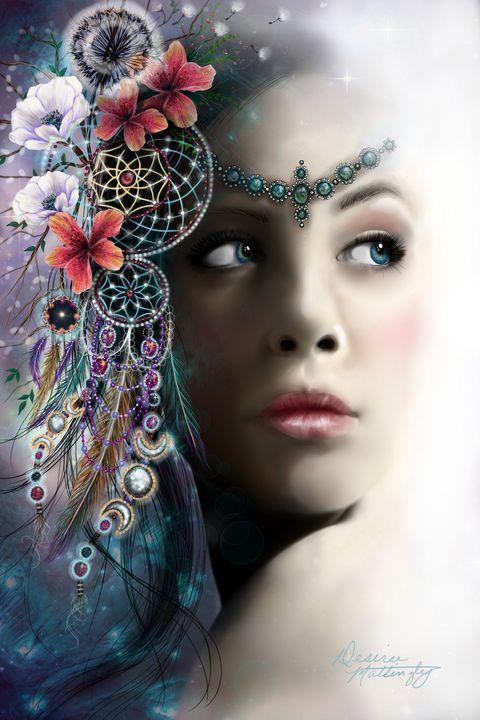 Dream Weaver - Desiree Mattingly