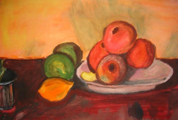 The Fruits - Sabrine Marsou