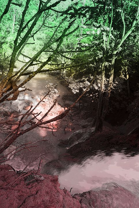 Waterfalls - Magdalena Ziemak