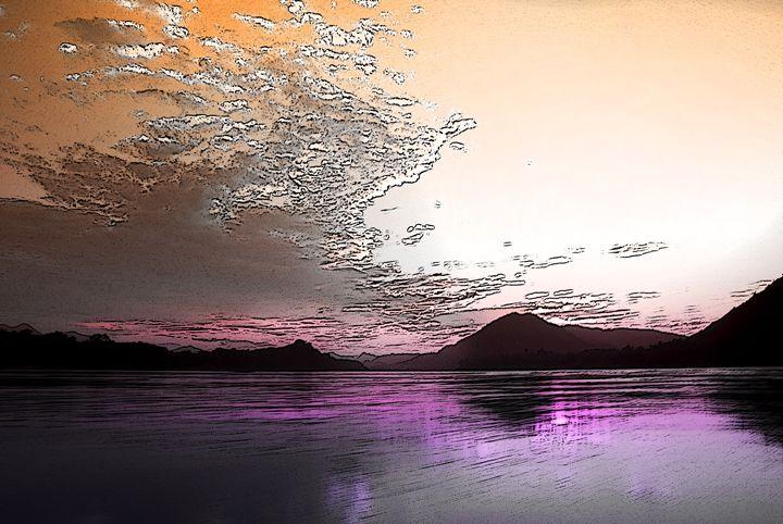 Sunset amazing - Magdalena Ziemak