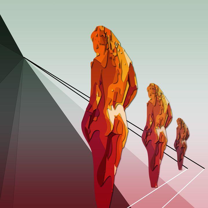 Woman for perspective - Magdalena Ziemak