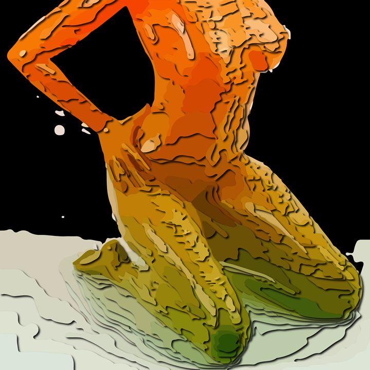 Body layers - Magdalena Ziemak