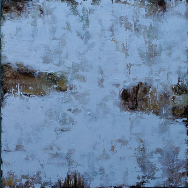 Autumn Equinox II Large Textured - Susan Wooler