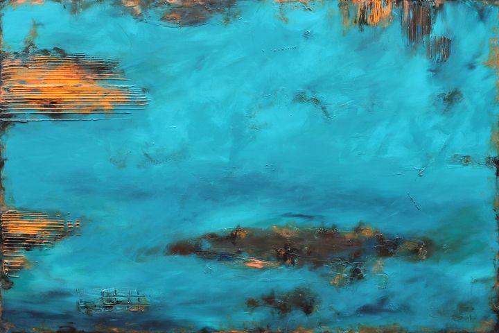 Turquoise Nights - Susan Wooler