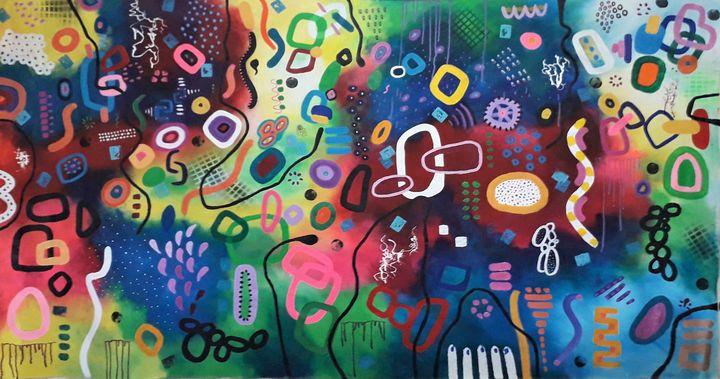 XXXL 190 x 100cm Doorway to A Dream - Susan Wooler