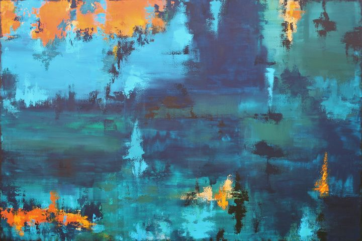 Abstract Timeless - Susan Wooler