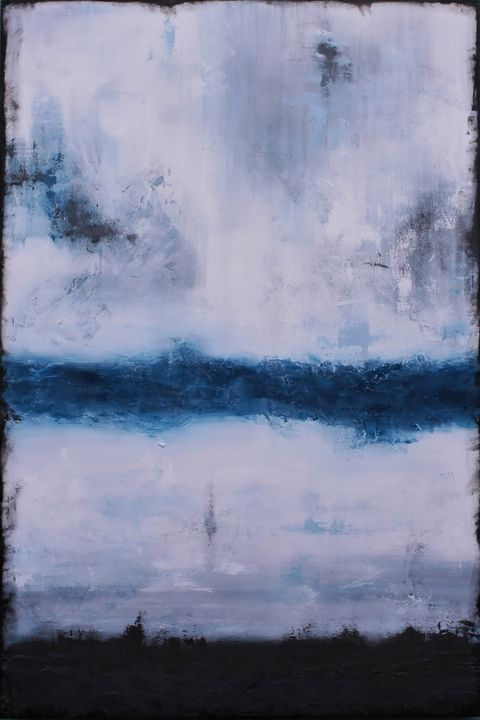 XXL Soft Wind Blowing 120 x 80 cm - Susan Wooler