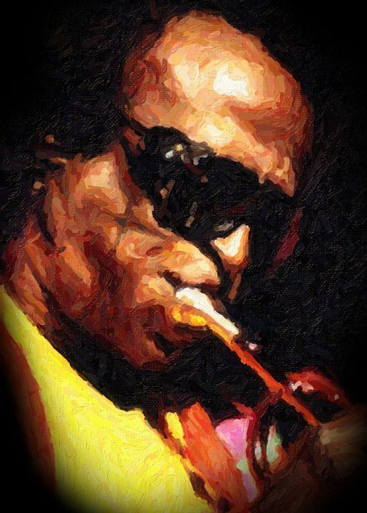 Miles Davis - ARTworks by Carol Sullivan