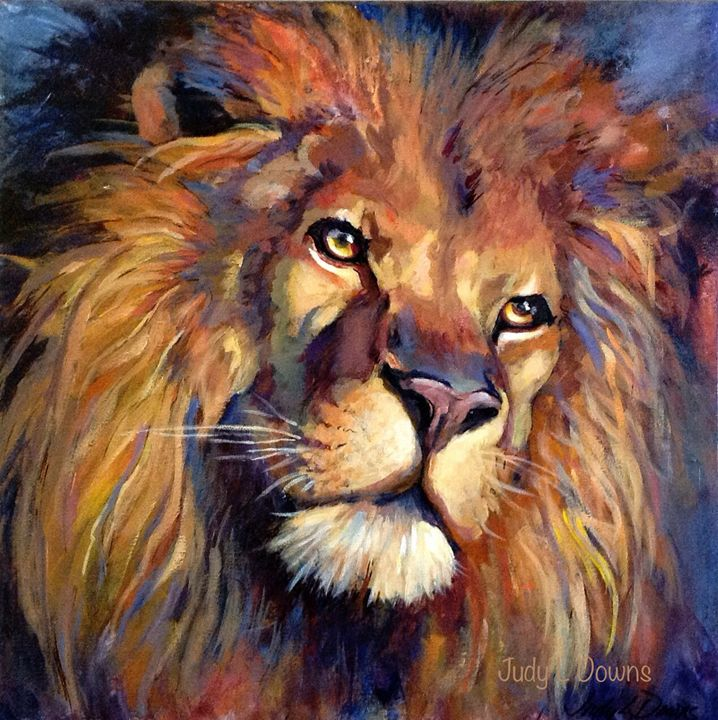 Merciful Aslan - Judy Downs