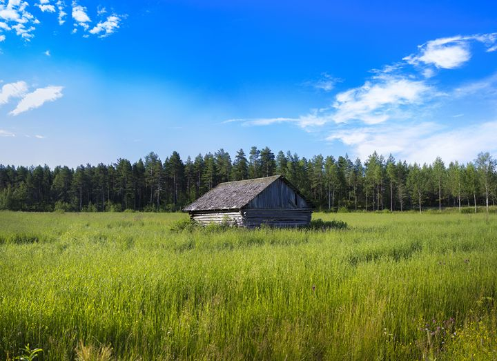 Old Barn - Photography