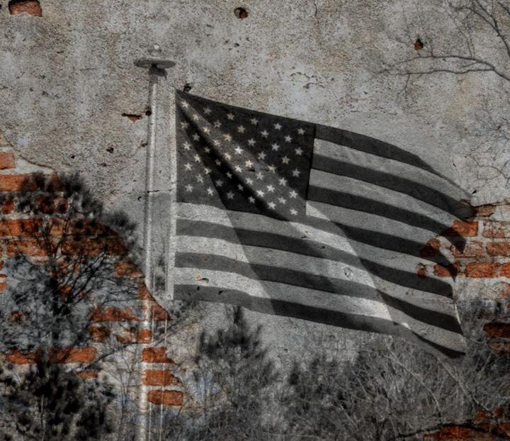 The Flag That Built Me - Artistrology