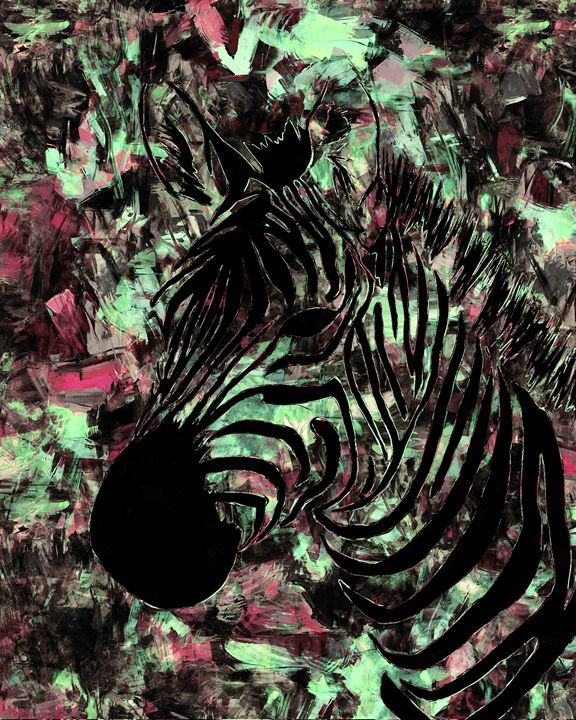 Zebra 2 - GoldenEye