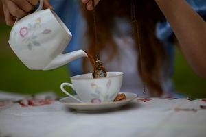 Alice in Wonderland - Mad Tea Party