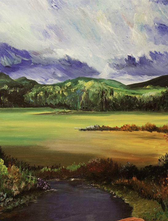 Wayward Valley - Perrys Art