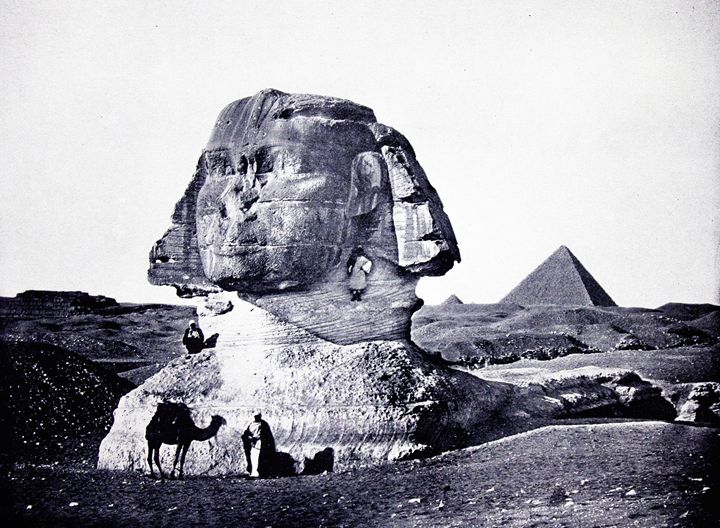 1891 The Sphinx - Perrys Art