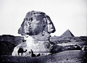 1891 The Sphinx