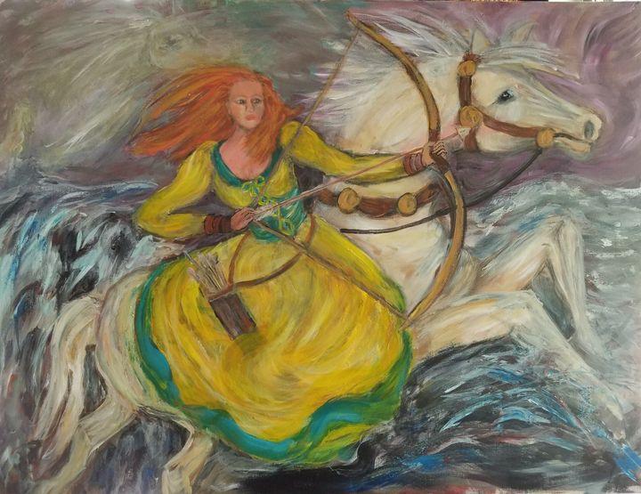 Defending Camelot - Le Swan Gallery