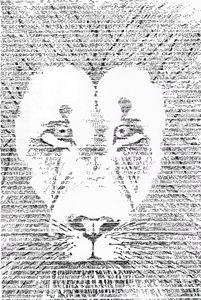 Bar code Lion