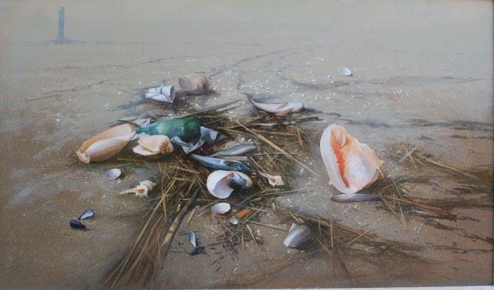 Spiaggia - Beach - Agostino Cancogni