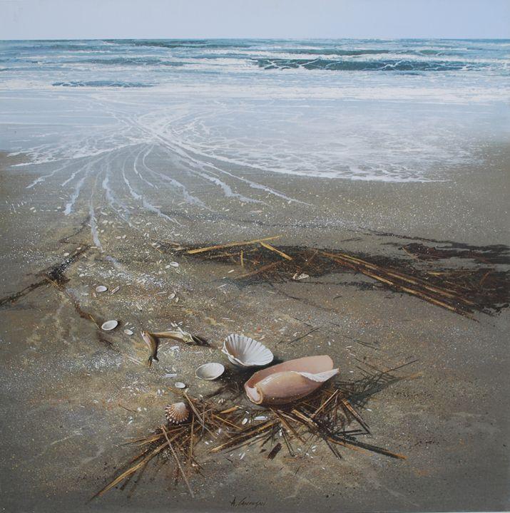 Spiaggia - Agostino Cancogni