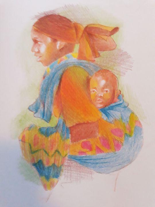 Mama Africa - Debbie pinker