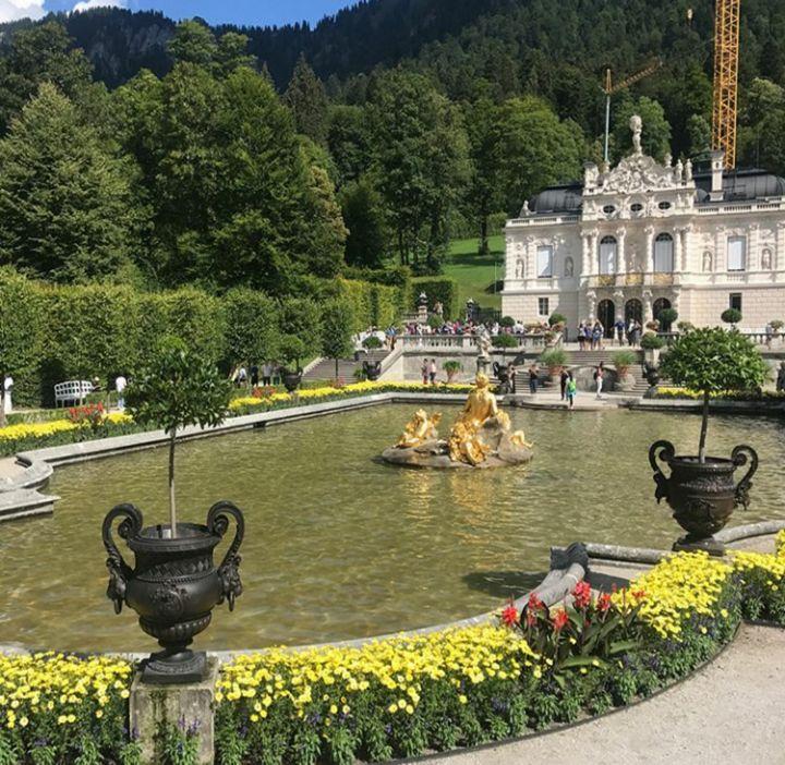 Bavarian Architecture - Jodie